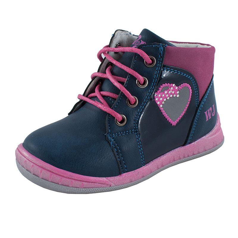 Prechodné dievčenské topánky 8f3242d4c5d