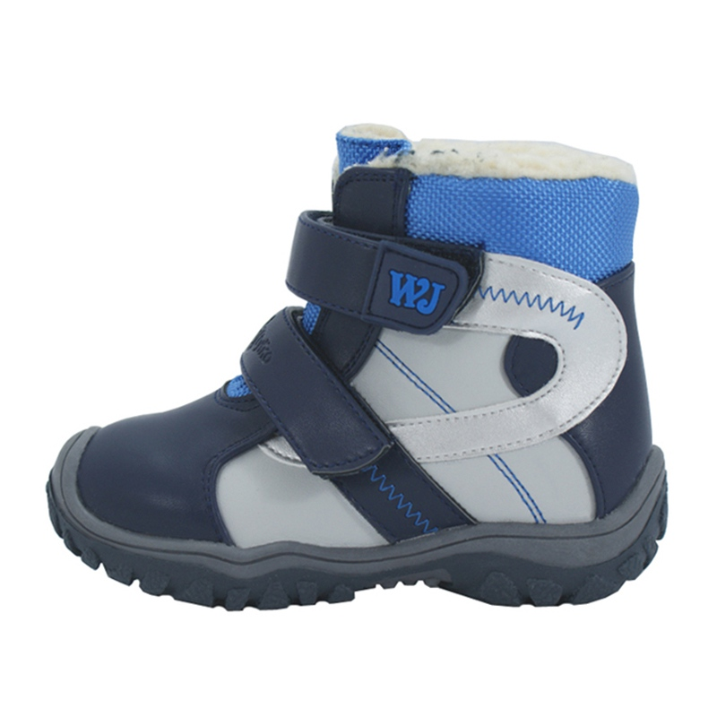 Chlapčenské zimné topánky 9808bfe2646